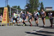 В Барнауле прошли соревнования по служебному биатлону среди силовиков