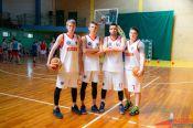 Мужская баскетбольная команда АлтГУ приняла участие в Спартакиаде Союзного государства в Белоруссии