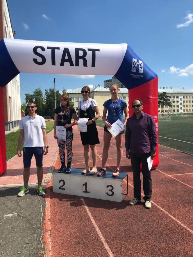Юные алтайские спортсмены стали призерами всероссийского турнира