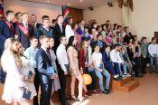 В Алтайском училище олимпийского резерва прошло торжественное вручение дипломов (фото)