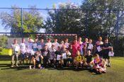 В Барнауле прошло открытое первенство по мини-футболу среди дворовых команд, посвященное Международному дню борьбы с наркоманией