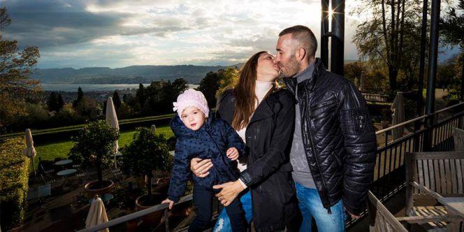 Интервью русской жены бывшего футболиста «Зенита» Риксена, страдающего от неизлечимой болезни