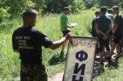 Барнаульский ОМОН выиграл окружное первенство Росгвардии по ориентированию на местности
