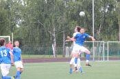 Футболисты барнаульского «Динамо» сыграли товарищеский матч с «Новосибирском»