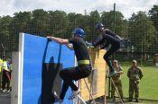 Команда краевого Управления Росгвардии выиграла окружныесоревнованияпо пожарно-спасательному спорту