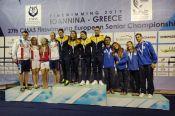 Бийчанин Яков Стрюков - серебряный призёр чемпионата Европы по плаванию в ластах