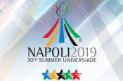 Анна Смирнова приняла участие в церемонии открытия Универсиады в Неаполе и 6 июля выйдет на фехтовальную дорожку
