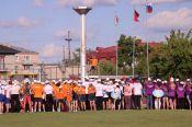 Фоторепортаж с церемонии открытия XLI летней олимпиады сельских спортсменов Алтайского края