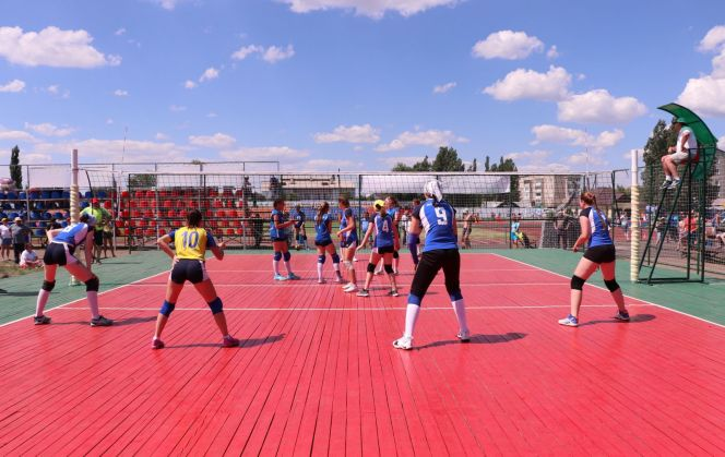 XLI летняя олимпиада сельских спортсменов Алтайского края. Третий день соревнований. Фотогалерея