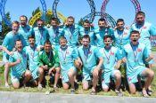 Футболисты Мамонтовского района стали чемпионами сельской олимпиады (фото и комментарий)