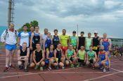 В Павловске состоялись соревнования Кубка России по триатлону среди спортсменов с нарушением зрения (спорт слепых)