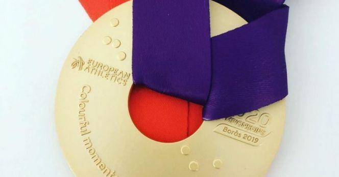 Савелий Савлуков и Полина Миллер включены в сборную страны для выступления на первенстве Европы для спортсменов до 20 лет
