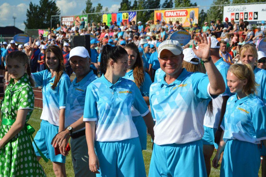 Степные рекорды Кулунды: Топ-8 главных событий олимпиады сельских cпортсменов Алтая