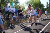 IX летняя олимпиада городов Алтайского края. Заключительный день соревнований среди спортивных семей (много фото).