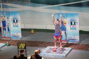 Екатерина Бобришева из Славгорода на Кубке России установила рекорд края в рывке.