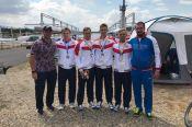Владлен Ушаков - серебряный призёр юношеского первенства Европы по гребле на байдарках и каноэ среди спортсменов до 19 лет