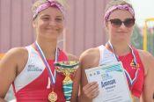 Бийск и Белокуриха выиграли турниры по пляжному волейболу на IX летней олимпиаде городов Алтайского края (много фото и комментарии)