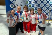 Тамара Подпальная - бронзовый призёр чемпионата мира по пауэрлифтингу