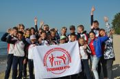 Алтайские тхэквондисты 12 дней тренировались вместе со сборной Бурятии