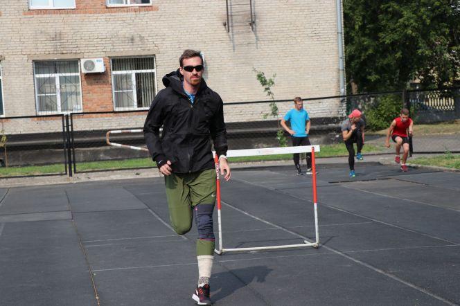 Сергей Шубенков после лечения в Австрии приступил к полноценным тренировкам (фото)