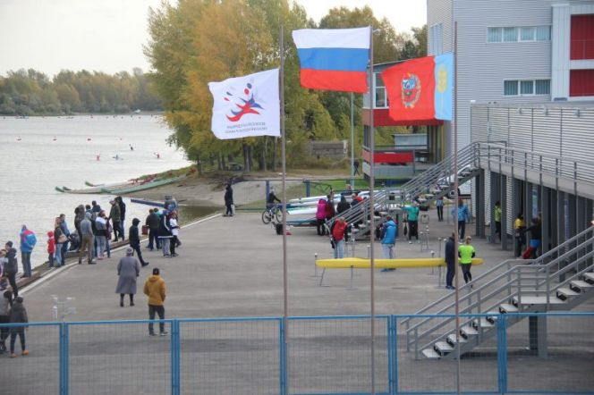 Спортивная школа олимпийского резерва по гребле на байдарках и каноэ имени Константина Костенко