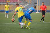 Первенство ЛФК: все четыре алтайские команды набрали очки в очередном туре