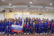 Илья Шилкин проплыл первую дистанцию на XV Европейском летнем юношеском Олимпийском фестивале