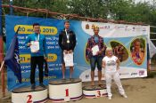 Барнаулец Антон Семушев стал призером фестиваля триатлона в Железногорске