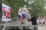 Перчаткой боксёрской едины. В Барнауле прошел Международный день бокса