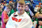 Кристина Найденова стала серебряным призером чемпионата мира по сётокан каратэ-до (S.K.I.F.)