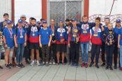 Сборная Алтайского края вошла в пятерку лучших медального зачета III Всероссийской спартакиады инвалидов