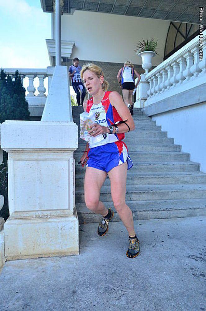 Галина Виноградова во Франции на чемпионате мира по спортивному ориентированию бегом заняла восьмое место в спринте.