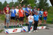 В Барнауле подвели итоги краевых соревнований ветеранов по летнему биатлону