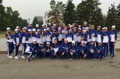 Сборная Алтайского края отправилась на Всероссийский фестиваль дворового спорта