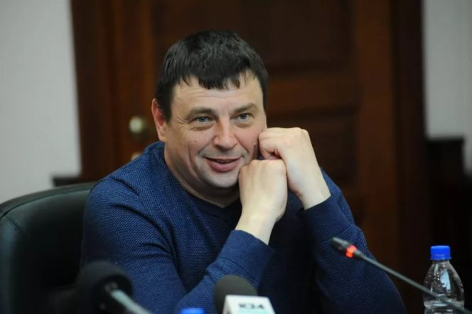 Александр Суровцев. Фото: Дмитрий Лямзин