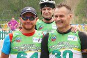 В Сухом Логу подвели итоги чемпионата России по летнему биатлону среди ветеранов