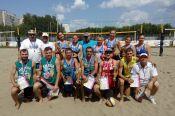 В Барнауле завершился чемпионат края по пляжному волейболу среди мужских и женских команд