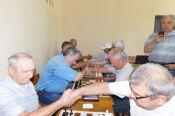 Во время фестиваля «Шукшинские дни на Алтае» в Сростках состоялся шахматный турнир среди ветеранов
