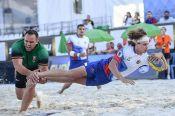 Основатель бийского клуба «Прайд» Роман Петров в составе сборной России стал чемпионом Европы по пляжному регби