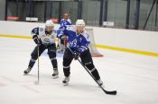 Хоккеисты «Динамо-Алтай» провели первые предсезонные контрольные встречи