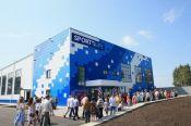 В Бочкарях открыли новый спорткомплекс для игровых видов спорта