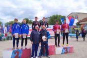 Алтайские гребцы - победители и призеры юношеского первенства России до 17 лет