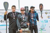 Алтайский спортсмен Андрей Крайтор выиграл все три дистанции чемпионата России по сап-сёрфингу