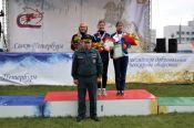 Екатерина Гусева – серебряный призёр чемпионата МЧС России