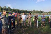 В Барнауле завершился чемпионат края по ловле рыбы поплавочной удочкой (спорт глухих)