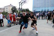 На главной в крае площадке всероссийских соревнований «Оранжевый мяч» состязались 106 команд