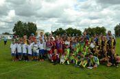 В Ключах прошли детский «Кубок первоцелинников» и ветеранский турнир памяти Ивана Затолоко и Александра Мараховского
