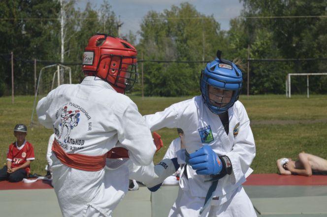 Подведены итоги фестиваля детского спорта среди военно-патриотических организаций