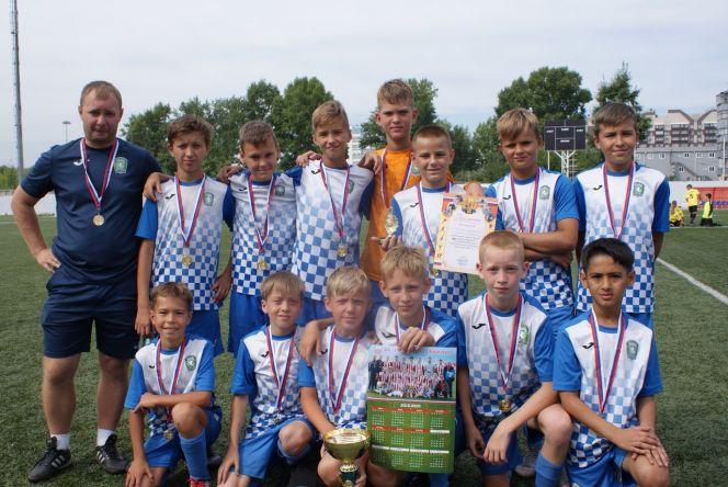 Победителем турнира, посвящённого 30-летию барнаульской спортшколы «Полимер», стала «Томь-2008»