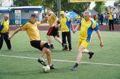 В Барнауле состоялся V Фестиваль здоровья пенсионеров уголовно-исполнительной системы края